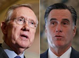Mitt Romney Harry Reid