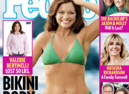 The night before Valerie Bertinelli prepared to step out in public wearing a ...