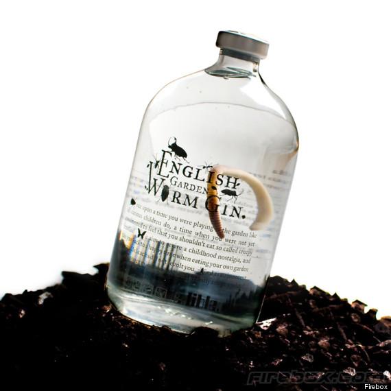 english earthworm gin