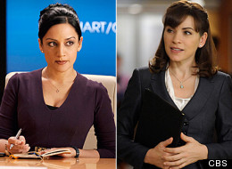 The Good Wife Alicia And Kalinda