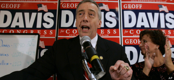 Geoff Davis Resigns: Kentucky Representative To Leave Congress