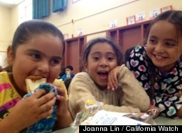 California Free Lunch Program