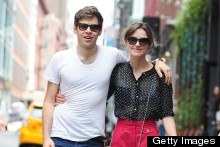 Keira Knightley Shows Off Chic City Style On Day Out With Fiance
