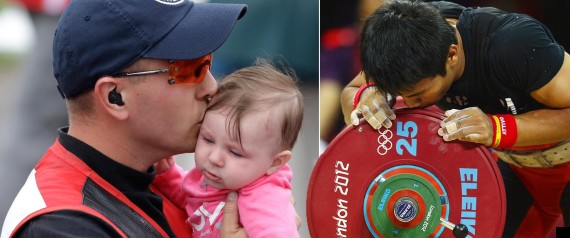 Olympic Kissing