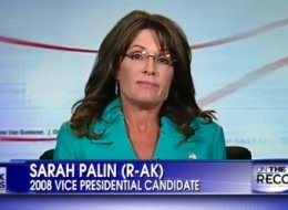 Sarah Palin Dick Cheney