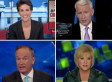 November 2013 Cable News Ratings: MSNBC Tops CNN; Numbers Down From Last Year