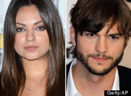 Mila Kunis Ashton Kutcher Bali Vacaction