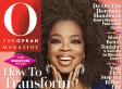 Oprah's Natural Hair Debuts On Cover Of <em>O</em> Magazine September 2012 Issue (PHOTO)