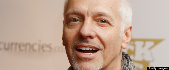 PETER FRAMPTON CAR ACCIDENT