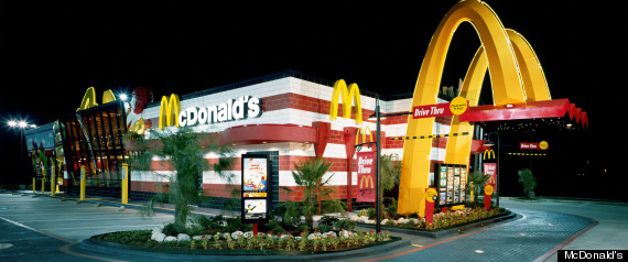 BIGGEST FAST FOOD CHAINS