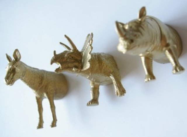 A craft of the day animal magnets 640x468
