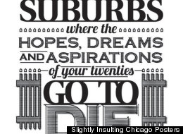 Slightlyinsultingchicagoposters