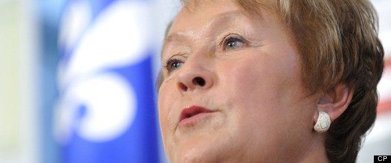 Pauline Marois Pq