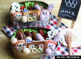 The Bento Box Lunch: 10 Ideas Kids Will Actually Want To Eat