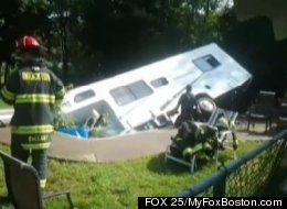 Rv Camper Crash