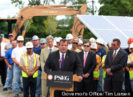 Making New Jersey Brownfield Sites Into Solar Farms Could Create Jobs
