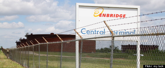 ENBRIDGE Q2 EARNINGS 2012