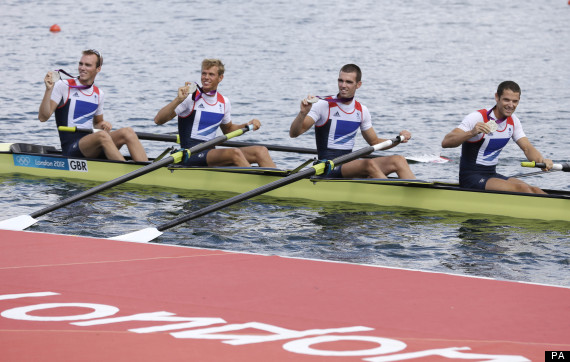 lightweight mens four