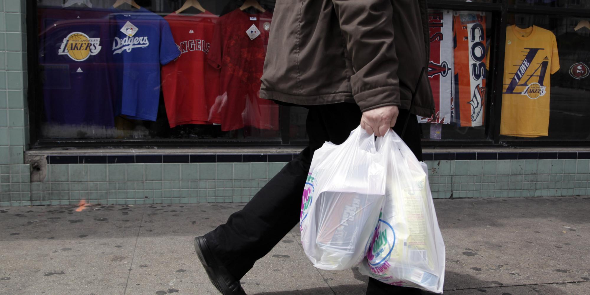 Baltimore Moves Closer To 10 Bag Fee Huffpost