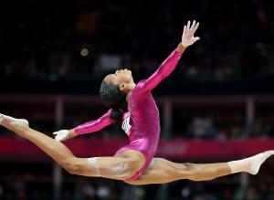 Gabrielle Douglas Gold Gymnastics Olympics