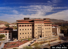 University Of Texas El Paso