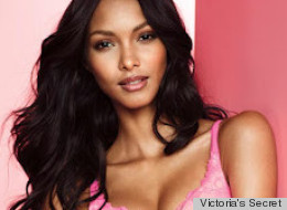 Victoria's Secret Photoshop Fail Makes Model's Ribs Disappear -- Oops! (PHOTOS)