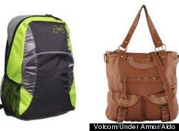Big Shoulder Bags For High School 25