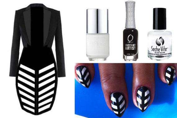 diy nail art manicure