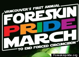 Foreskin Pride March