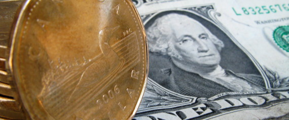 LOONIE PARITY CANADIAN DOLLAR
