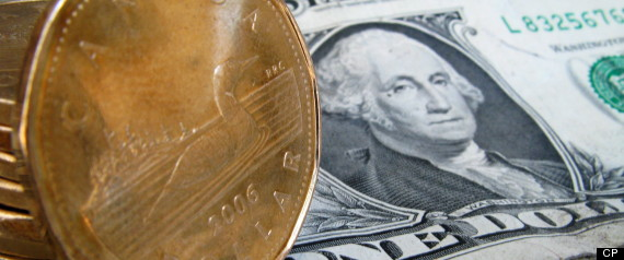 Loonie Parity Canadian Dollar