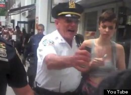 Anthony Bologna Pepper Spray Occupy Nypd