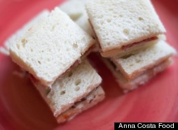 Crust-Less Sandwiches For The Pickiest Of Eaters