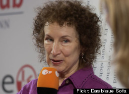 Margaret Atwood: Where I Like To Read