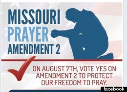 Prayer Amendment 2