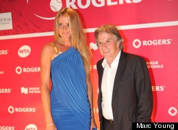 Coupe Rogers Tapis Rouge