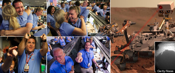 Mars Rover Update