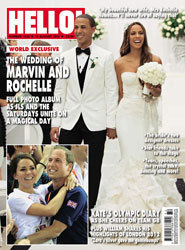 rochelle wiseman marvin humes