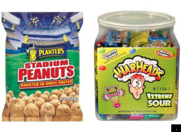 Would You Rather: Peanuts vs. Warheads Diet