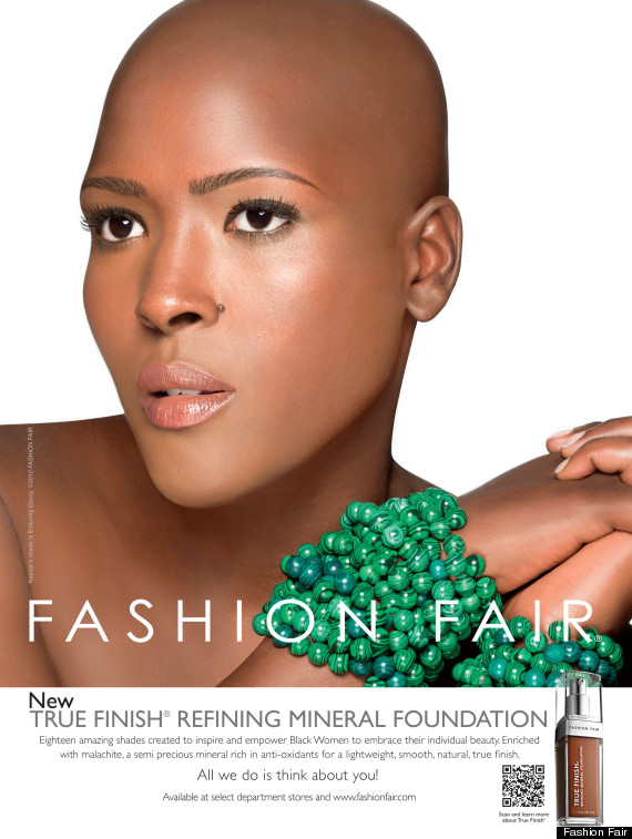 fashion fair foundation