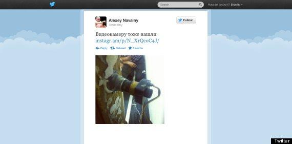 alexei navalny bug