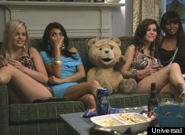 Ted Has 5th Biggest-Ever Comedy Opening
