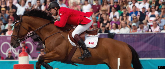 TEAM CANADA EQUESTRIAN TEAM JUMP