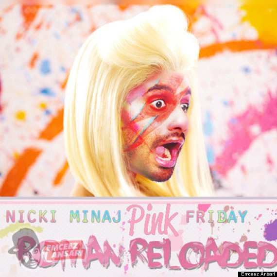 pinkfridayromanreloaded