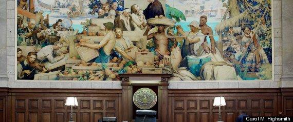 DYER COURTHOUSE MIAMI UNUSED GOV BUILDINGS