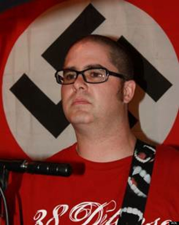 ultra-right-wing white power agenda picture supplied anti-defamation league nazi symbol