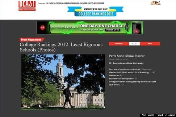 newsweek penn state error