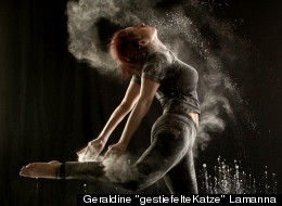 PICTURES: Powder Dance Photography Inspired By Adele