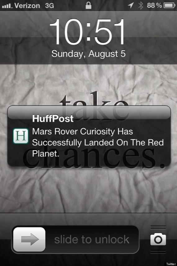 huffpost mars rover