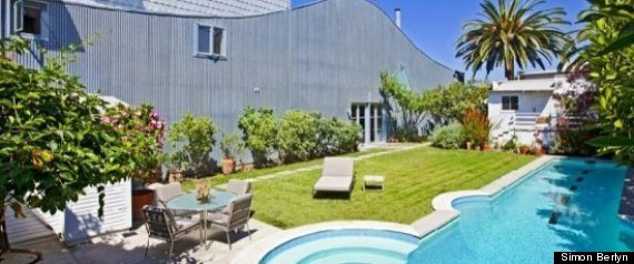 DENNIS HOPPER HOME SOLD